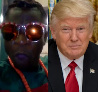 Speed Darlington angry at Donald Trump