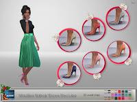 Madlen Bahar Shoes Recolor