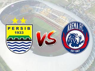 Persib VS Arema FC 18 Maret 2018