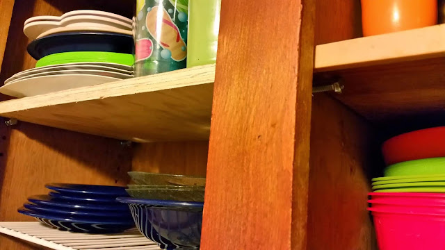 DIY Home Repair: Fixing Kitchen Cabinet Shelves