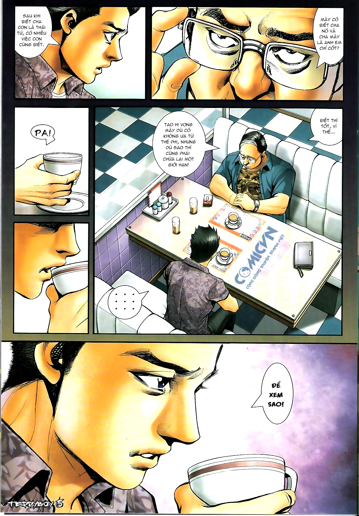 Người Trong Giang Hồ - Chapter 1302: Lịch sử lặp lại - Pic 4