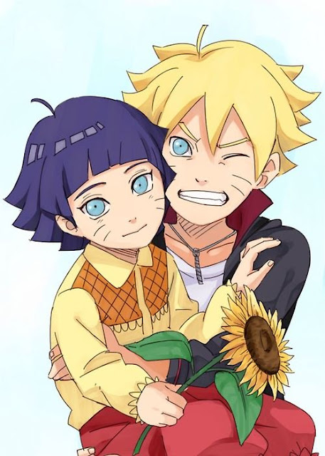 Foto Animasi Boruto dan Video Boruto