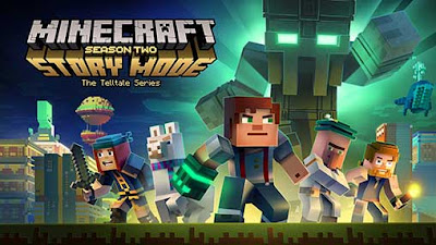 Minecraft Story Mode Season 2 v1.02 Apk Mod