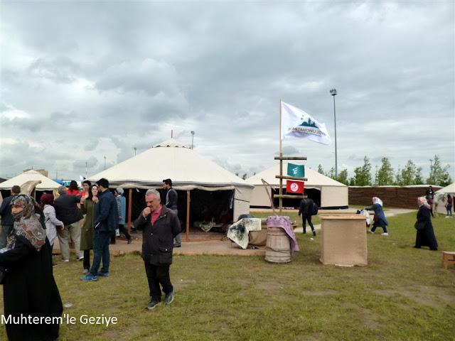 Kastamonu çadırı