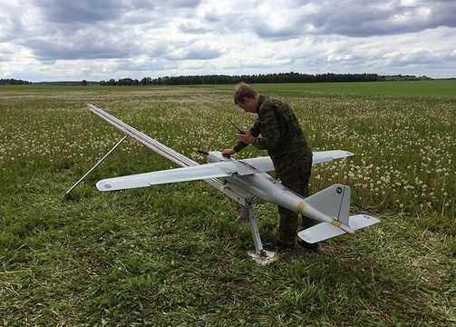 Distrik Militer Rusia Barat untuk menerima 5 UAV Orlan-10