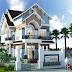 Tư vấn thiết kế biệt thự 2 tầng mái thái tại Đồng Nai