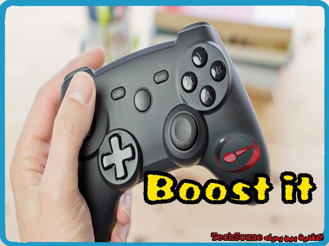 تحميل برنامج تسريع الألعاب Game Booster مجانا IObit
