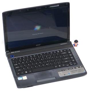Laptop Acer Aspire 4736Z Second di Malang
