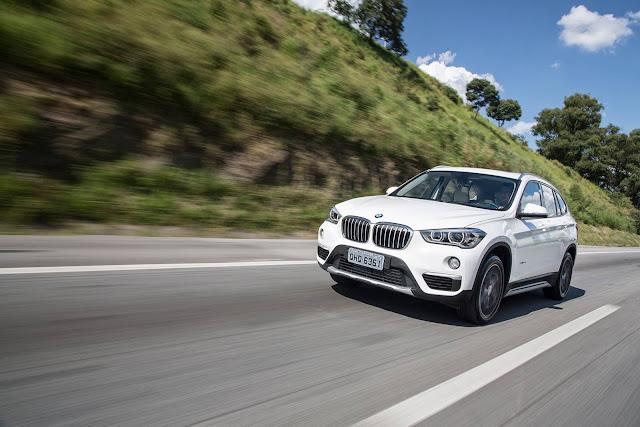 Novo BMW X1 2016 Flex