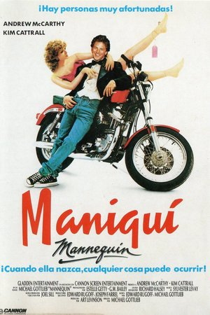 Poster Mannequin 1987