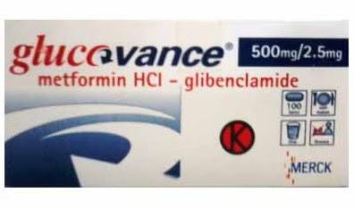 Harga Glucovance Obat Diabetes Mellitus Tipe 2 Terbaru 2017