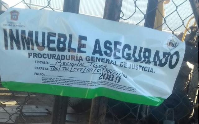 Multas de Toluca
