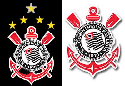 d17721fc7b Sim sou Timão  Mudança no símbolo do Corinthians