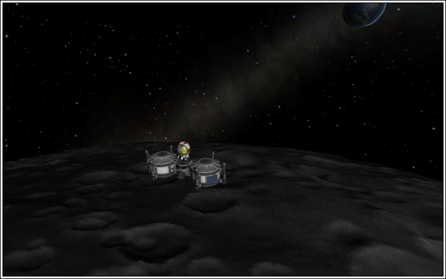 Professor Pfefferfresser: Kerbal Space Program: Mun Base ...