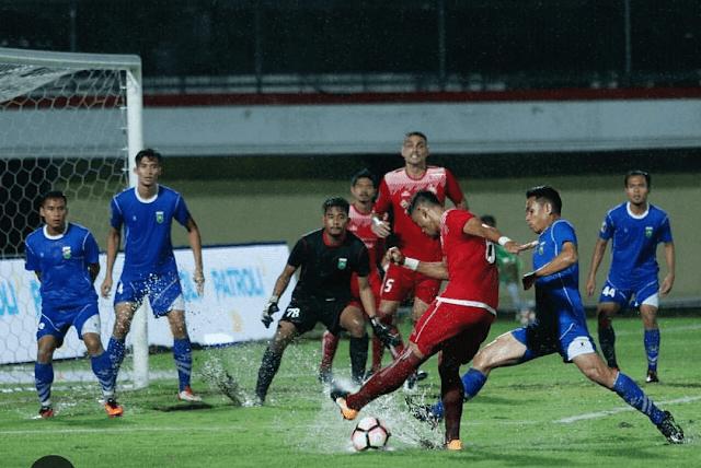 Persija Jakarta VS PSPS Riau