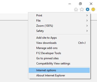 Cara Enable Popup Pada Internet Explorer atau IE