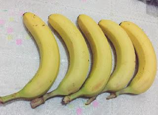 香蕉有豐富的鎂