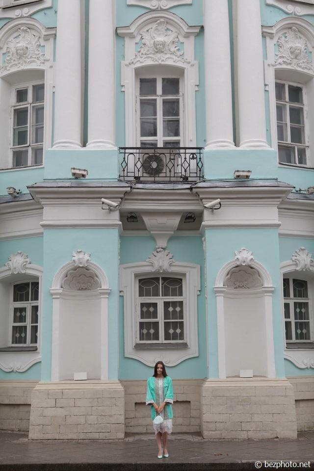 архитектура старой москвы