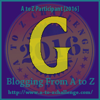 G is for: Gardening - A Wandering Vine #AtoZChallenge