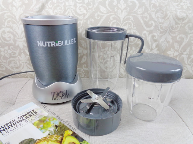 Quick meals with Debenhams and NutriBullet