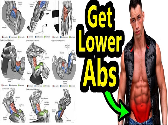 Best Lower Abdominal Exercises to Drop Excess Weight