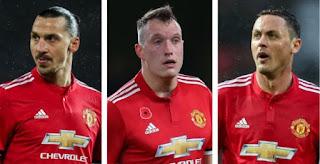 Derby Manchester: Matic, Ibrahimovic, Jones Siap Main