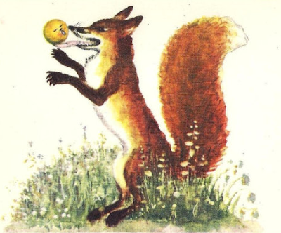 Yuri Vasnetsov, book for children