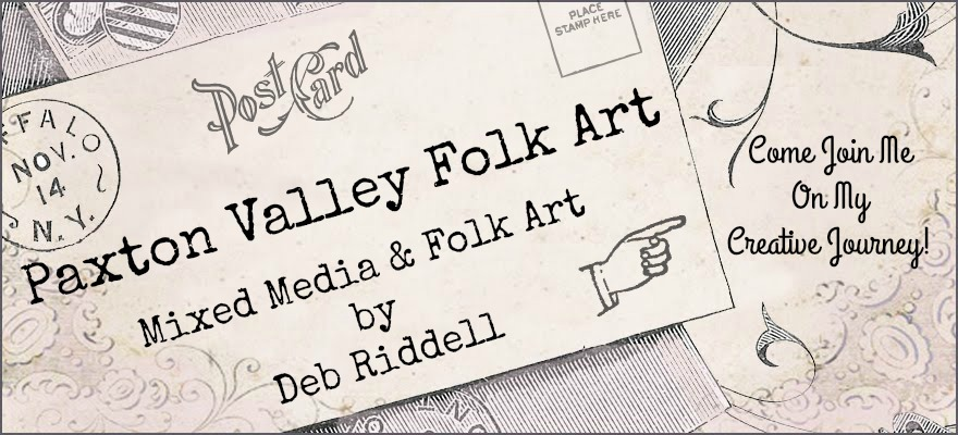 Paxton Valley Folk Art