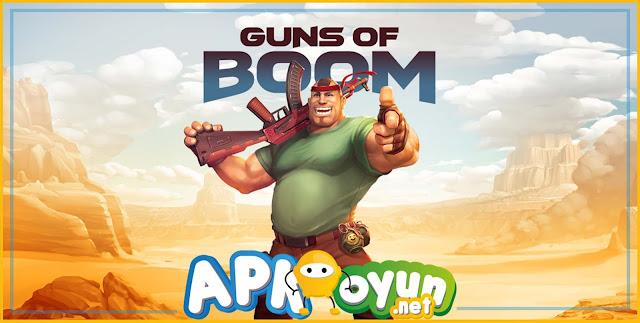Guns-o- Bomm-v2.6.0-MOD-APK-Mega-Hileli