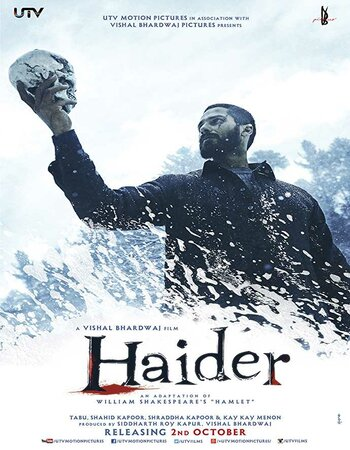 Haider (2014) Hindi 720p WEB-DL x264 1.2GB Multi Subs Movie Download