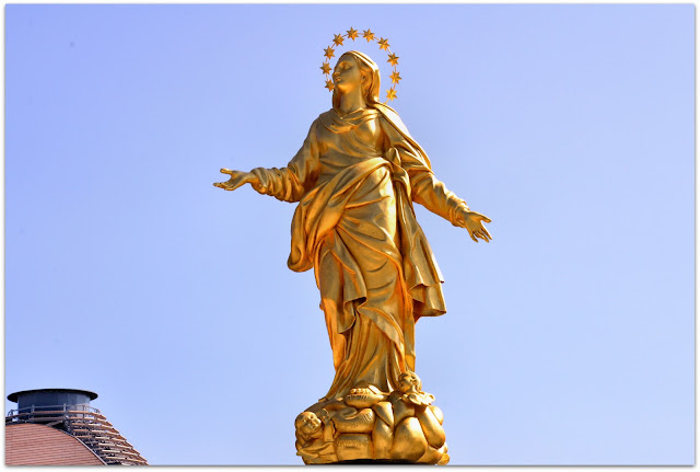 Milano Expo, i simboli cristiani, 2015