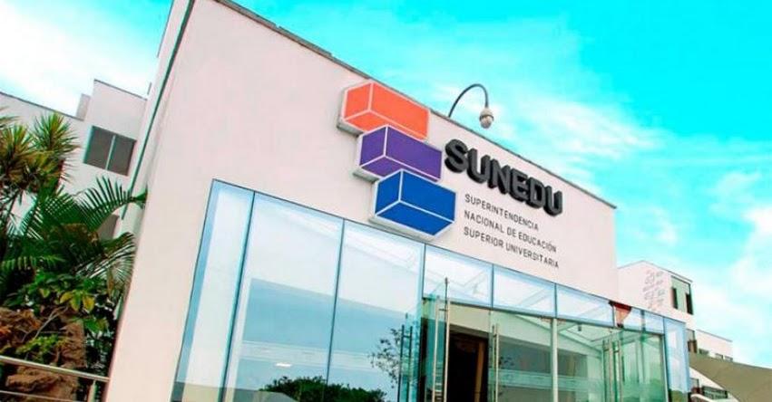 SUNEDU: Universidades denegadas tendrán hasta 5 años para cesar sus actividades