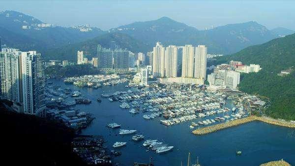 Ap Lei Chau, Island, Hong Kong