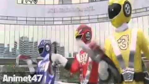 Ảnh trong phim Engine Sentai Go-onger: Boom Boom! Bang Bang! GekijōBang!! 1