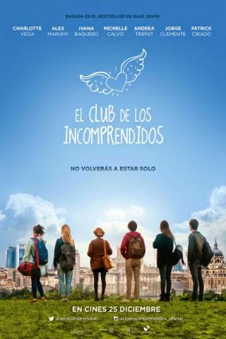 El club de los incomprendidos [2014] [DVD FULL] [PAL] [Español]