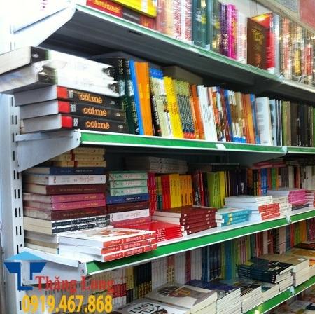 Tư vấn mua giá kệ cho cửa hàng sách