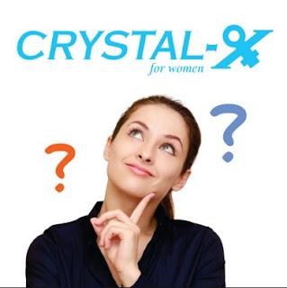 produk crystal x asli, kegunaan crystal x asli, manfaat crystal x asli, bentuk crystal x asli, fungsi crystal x, crystal x bagi kesehatan kewanitaan, crystal x membersihkan selaput vagina
