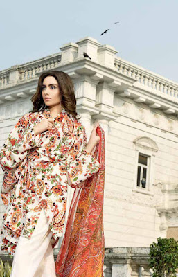 Gul-Ahmed-summer-soya-silk-dresses-collection-2017-for-girls-2