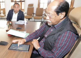 Nagaland CM Launched an App – SELF DECLARATION COVID-19 App
