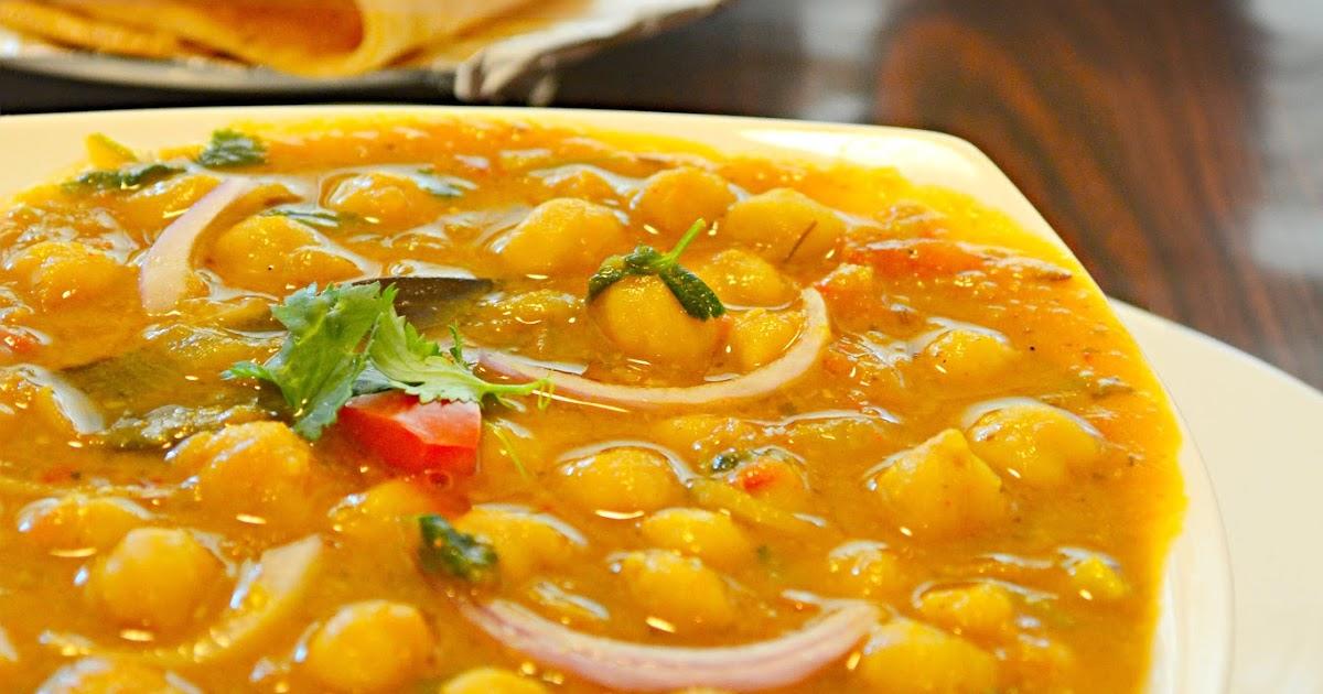 Punjabi chole masala recipe chana masala recipe for Authentic punjabi cuisine