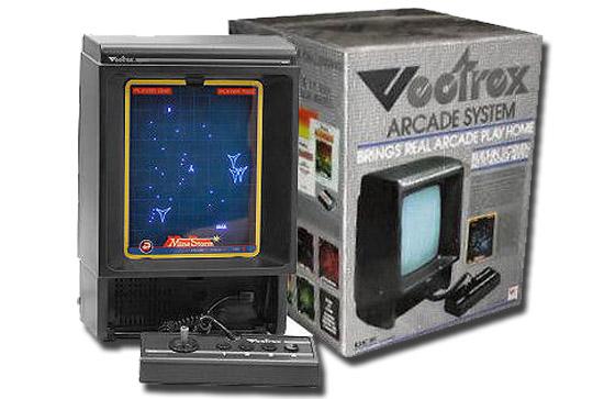 Videogames mais raros e caros - Vectrex