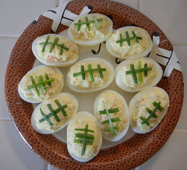 Healthy Football Party Tailgate Super Bowl Snacks