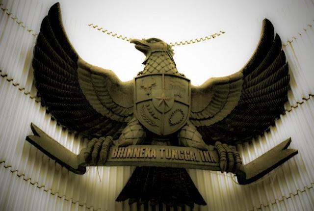 Membuka Fakta Mengapa Burung Garuda yang Dijadikan Lambang Negara