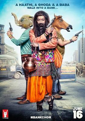 Bank Chor 2017 720p Hindi DVDSCR 700mb Full HD