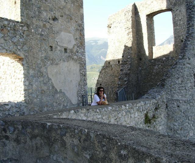 Morano Calabro il castello