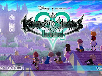 KINGDOM HEARTS Unchained χ Apk Mod (1 Hit Kill)  v1.0.1