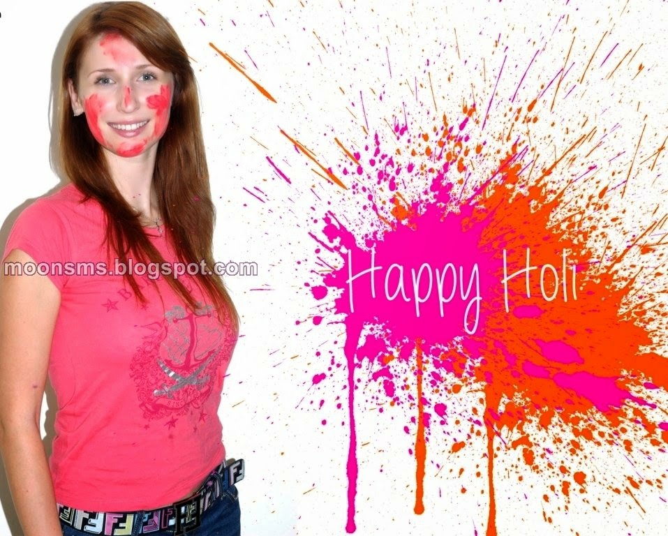Holi HD wallpapers Pictures Graphic New Latest