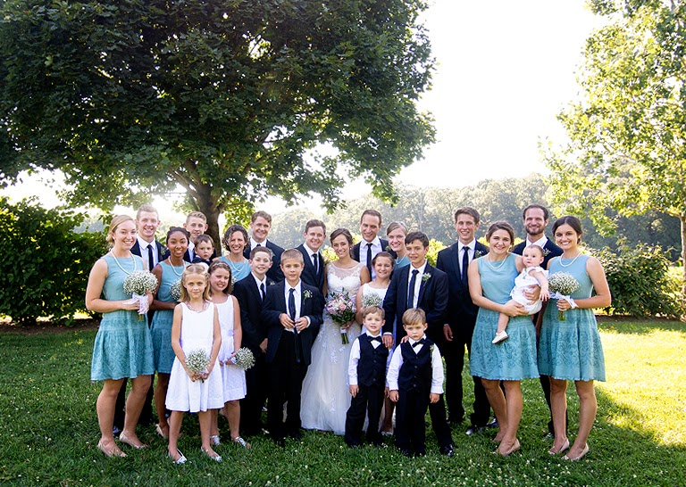 Wedding Photography in Rockville and Woodbine