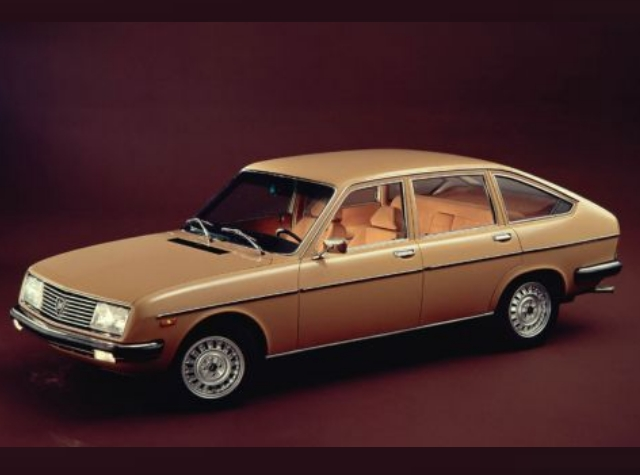 cruiser cl sicos en escala 1 43 lancia beta berlina 1978. Black Bedroom Furniture Sets. Home Design Ideas