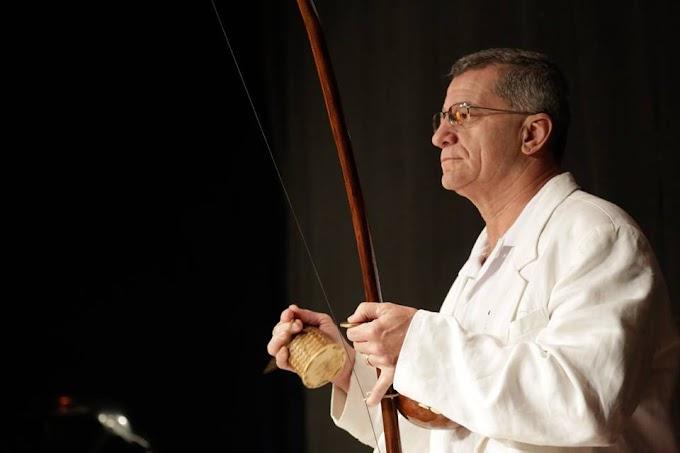 Mestre Peixe: Arte e Resistência (Cia Bueiro Aberto) - Renato Queiroz